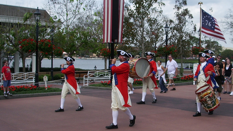 Does Epcot Have a Parade
