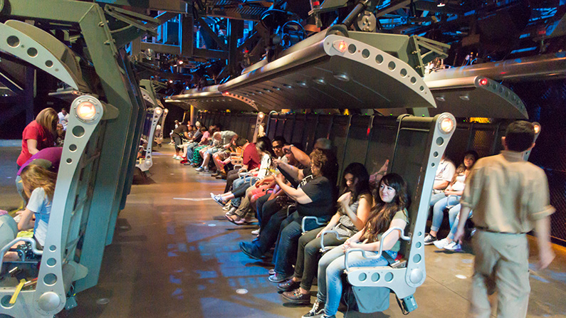 Epcot Rides for Adults