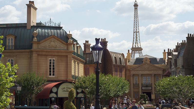 What is the Best French Restaurant At Epcot?