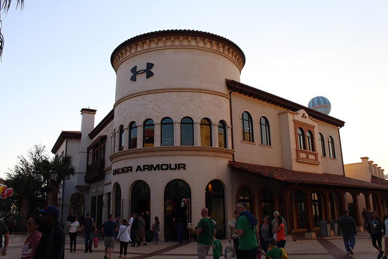 disney springs shops