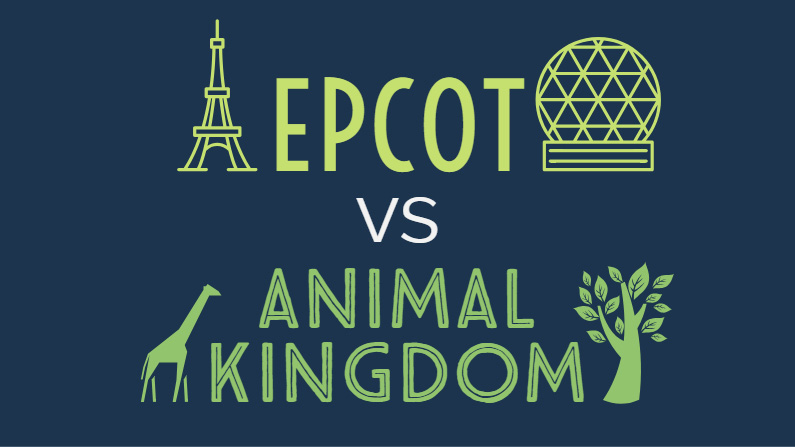 Epcot vs Animal Kingdom
