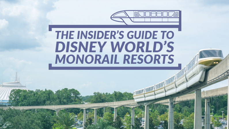 Disney World Monorail Resorts: An Insider's Guide