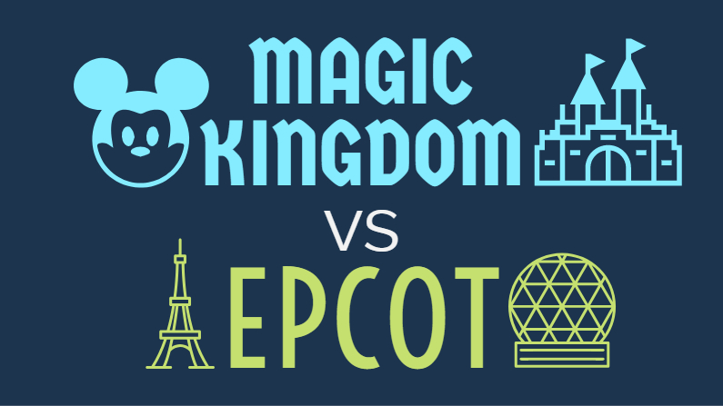 Magic Kingdom vs Epcot