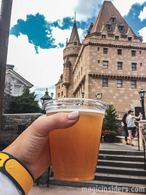Canada - Epcot Drinking Around the World