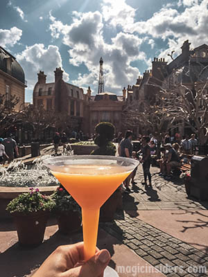 France - Epcot Drinking Around the World