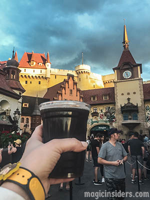 Germany - Epcot Drinking Around the World
