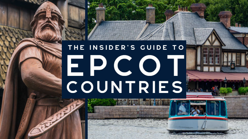 Epcot Countries: 60 Things to do in the World Showcase