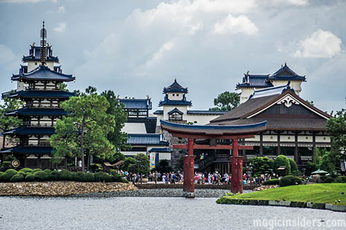 Epcot Countries - Japan