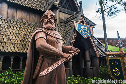Epcot Countries Guide - Norway