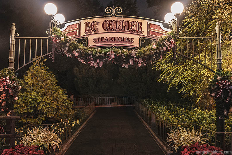 Le Cellier Steakhouse at Epcot