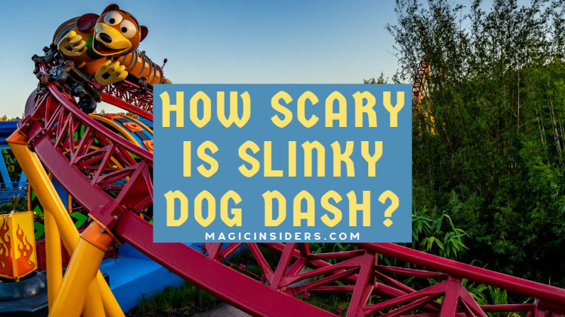 How Scary is Slinky Dog Dash?