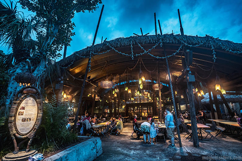 Animal Kingdom Best Quick Service Restaurant