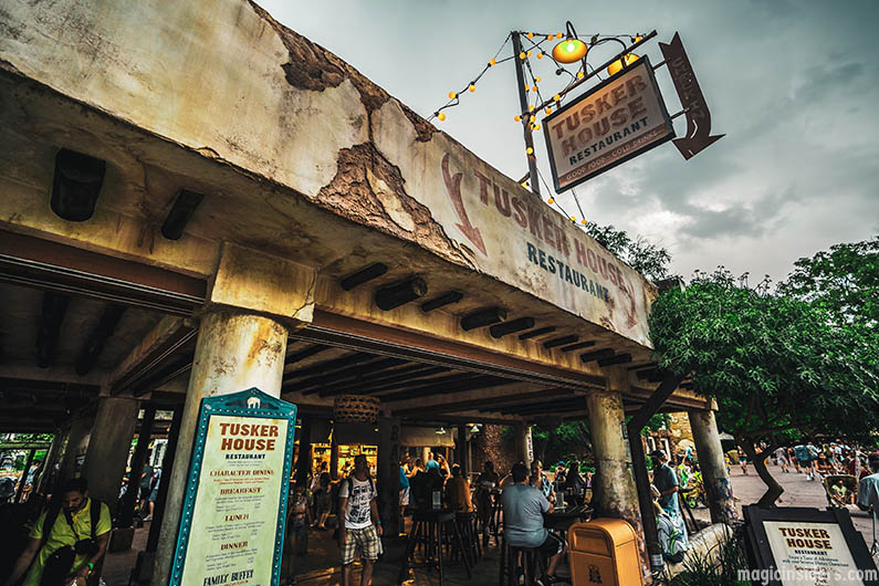 Enter Animal Kingdom Early