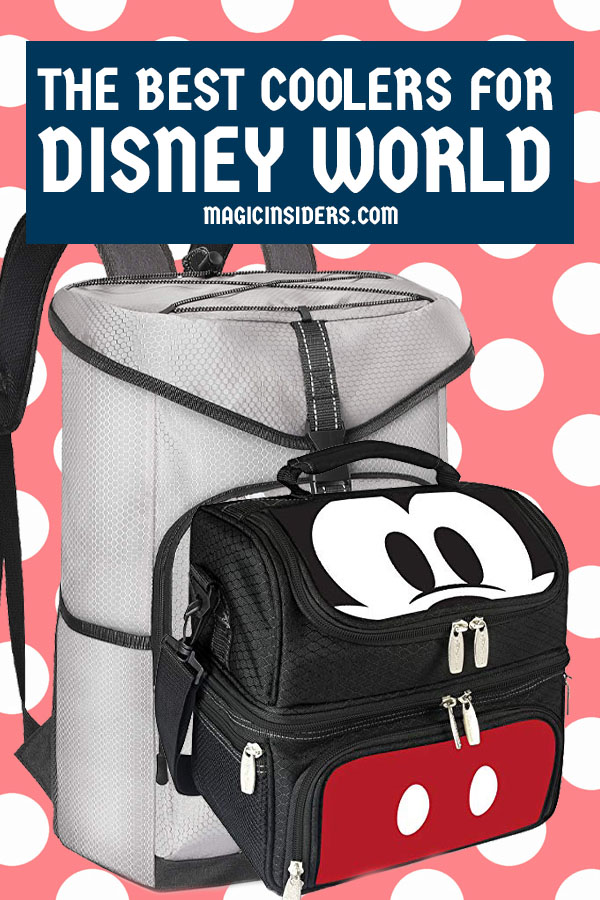 12 Best Coolers for Disney World