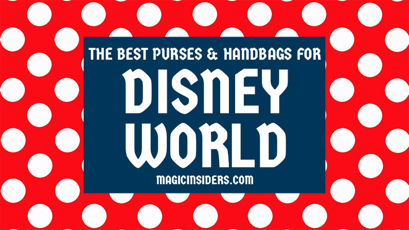 Best Disney World Purses & Handbags