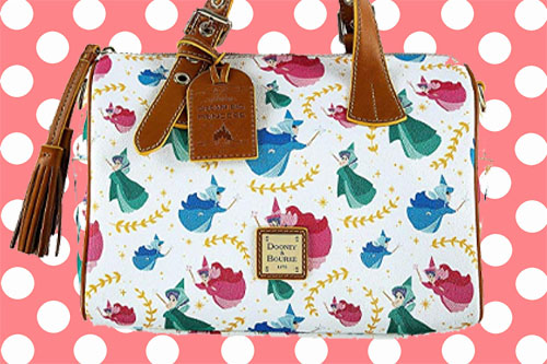 Disney Dooney and Bourke Sleeping Beauty Bag