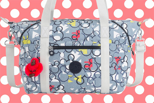 Kipling 90 Years of Mouse Bag