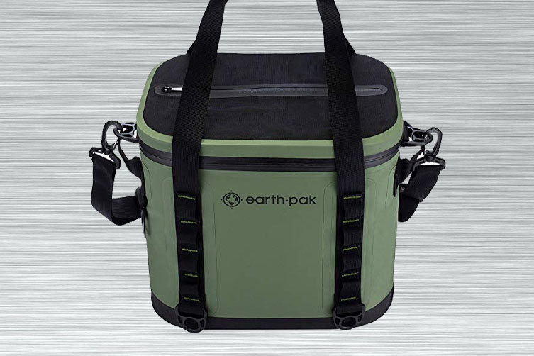 Earth Pak 20 Can Soft Cooler