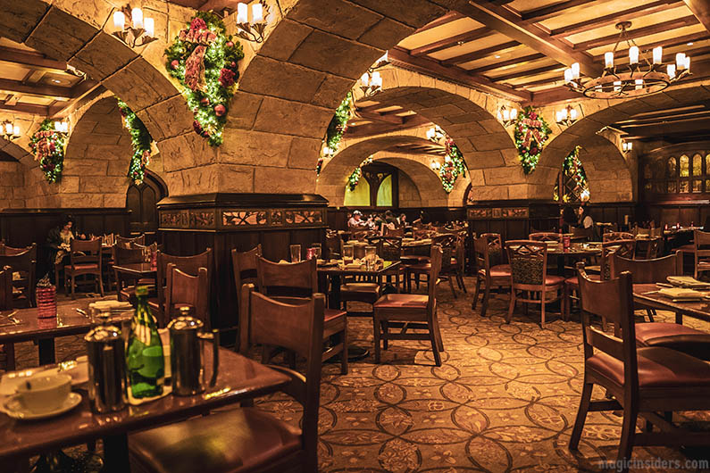 Le Cellier Restaurant in Canada Epcot