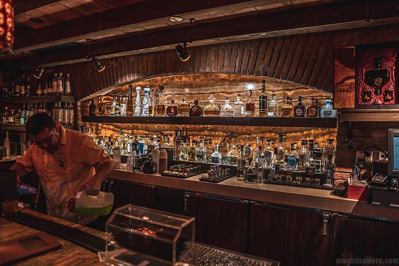 La Cava del Tequila - Epcot Bar