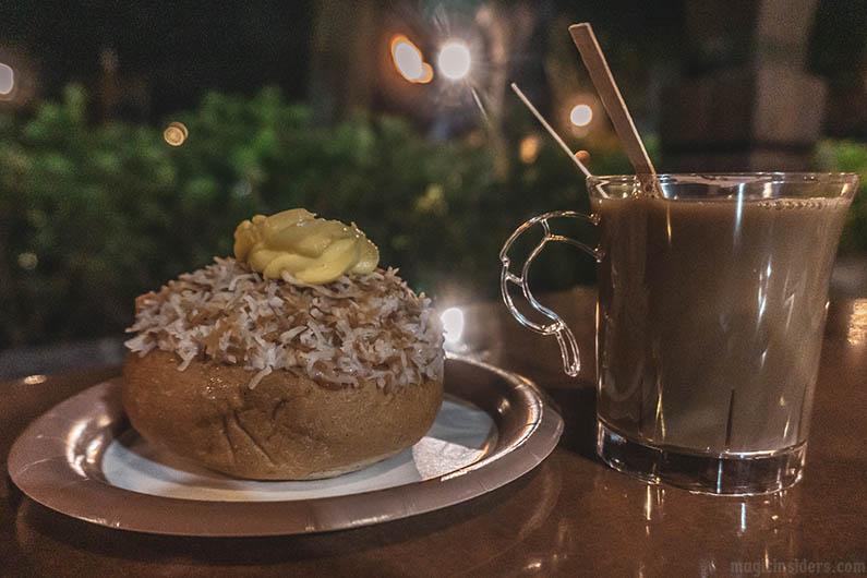 Epcot Best Dessert - School Bread
