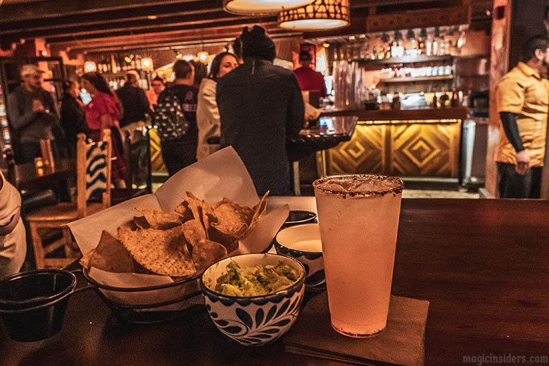Best Epcot Bar - La Cava del Tequila