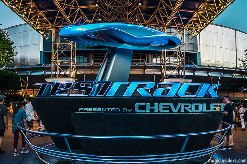 Epcot Fast Pass Tips Test Track