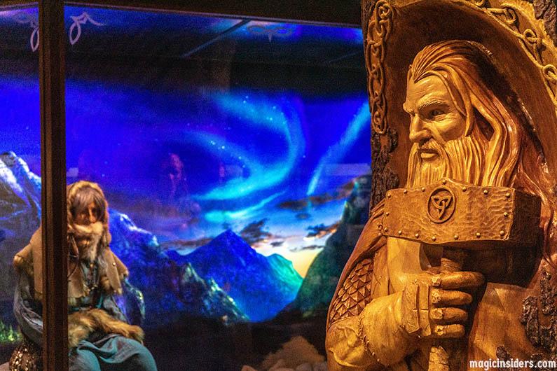 Epcot History Gods of the Vikings
