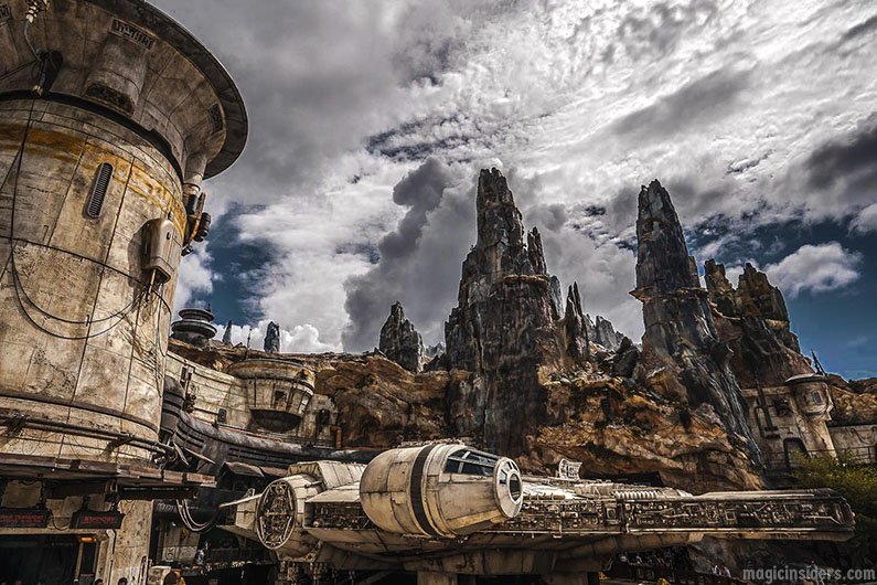 Best TIme to See Galaxy's Edge at Hollywood Studios