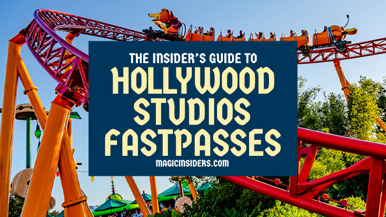 Hollywood Studios FastPass Tiers: Ultimate Guide & Ranking