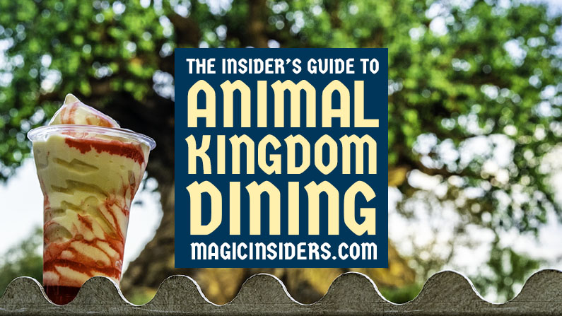 Animal Kingdom Dining: The Ultimate Guide