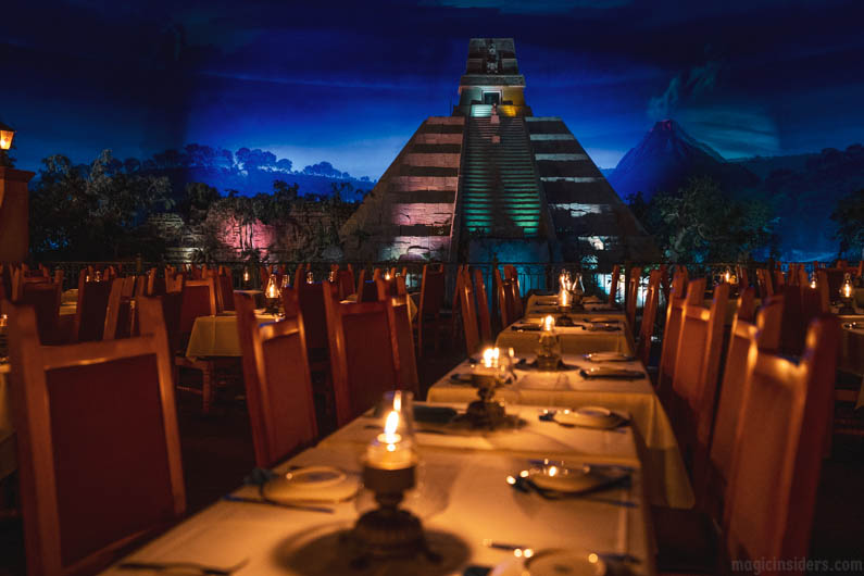 Epcot After 4 Dining