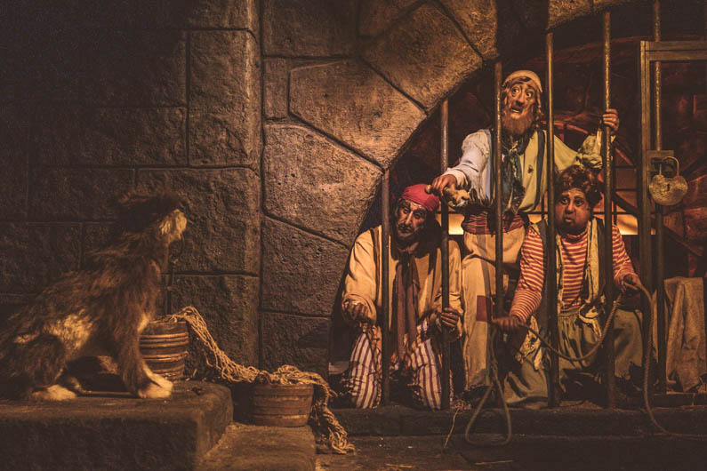 Pirates of the Caribbean Prisoners