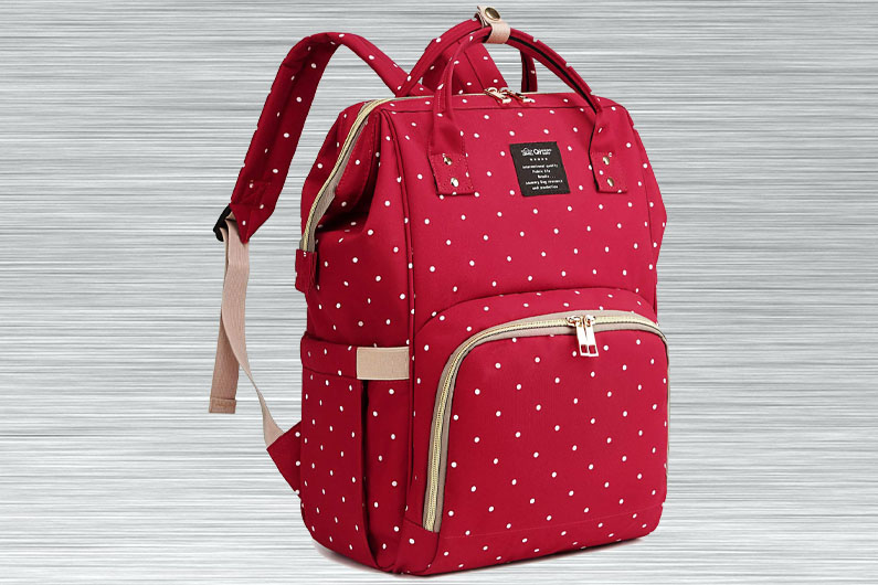 Qimiaobaby Diaper Backpack for Disney World