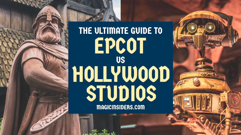 Epcot vs Hollywood Studios: The Ultimate Comparison