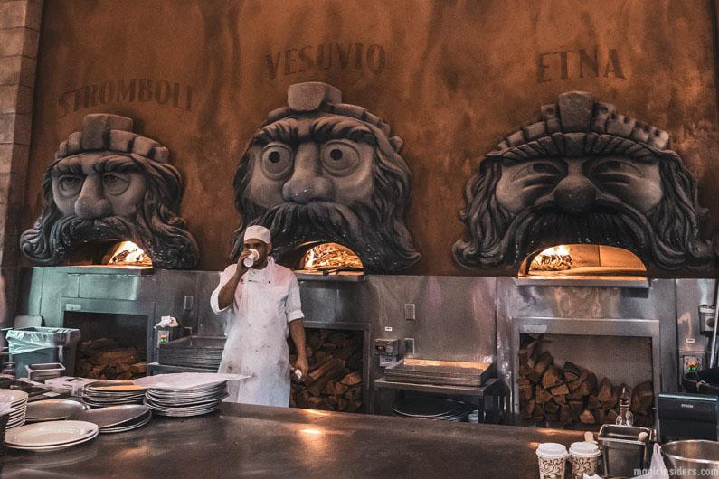 Via Napoli Pizza Epcot