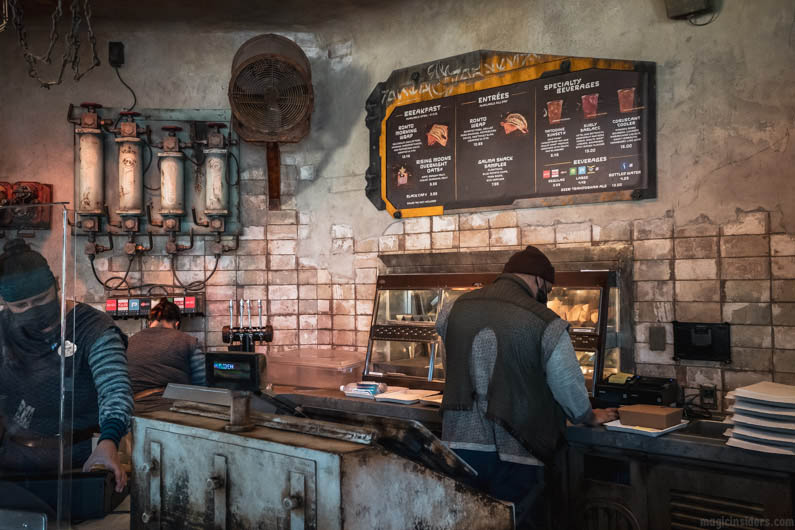 Ronto Roasters Quick Service
