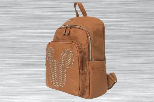 Best Disney Backpacks ililily mickey rhinestone faux leather backpack